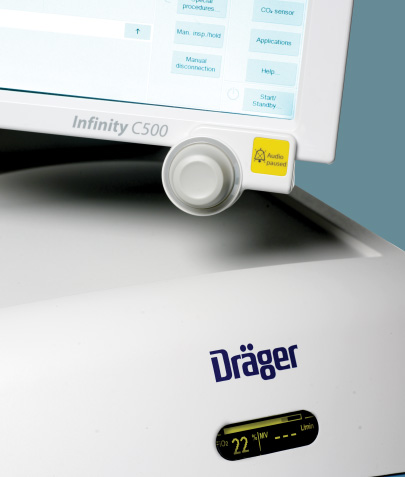 Dräger - Materiais gráficos e vídeos