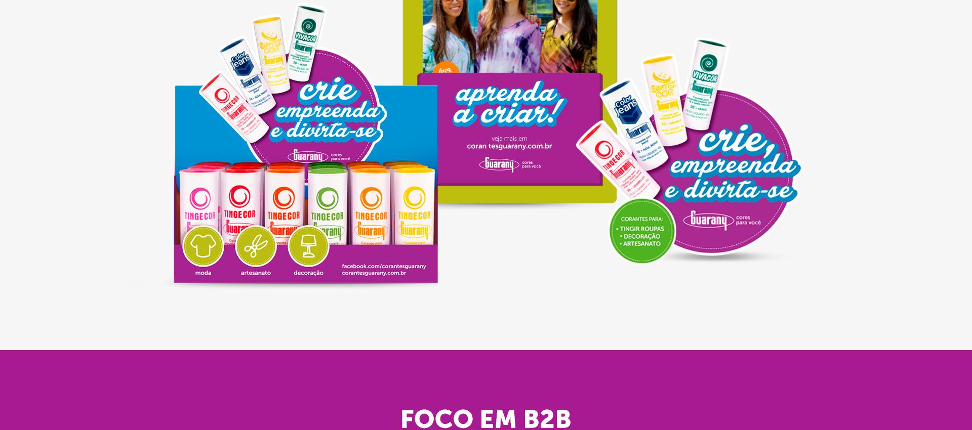 Corantes Guarany